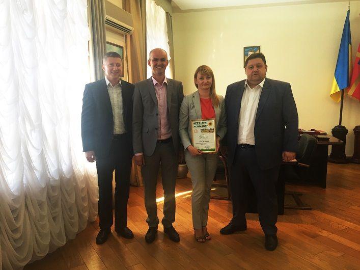 Председатель Житомирской ОГА Гундич на встрече с инвесторами заверил их в максимальной поддержке бизнеса