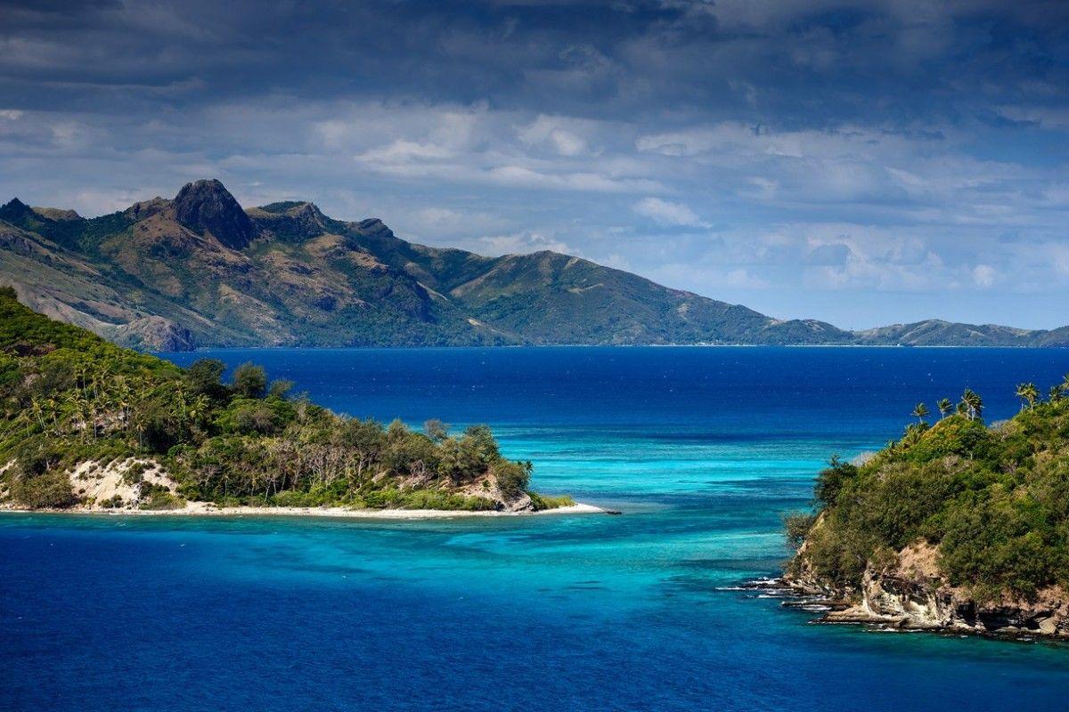 Біля берегів Фіджі стався землетрус / bluelagooncruises.com