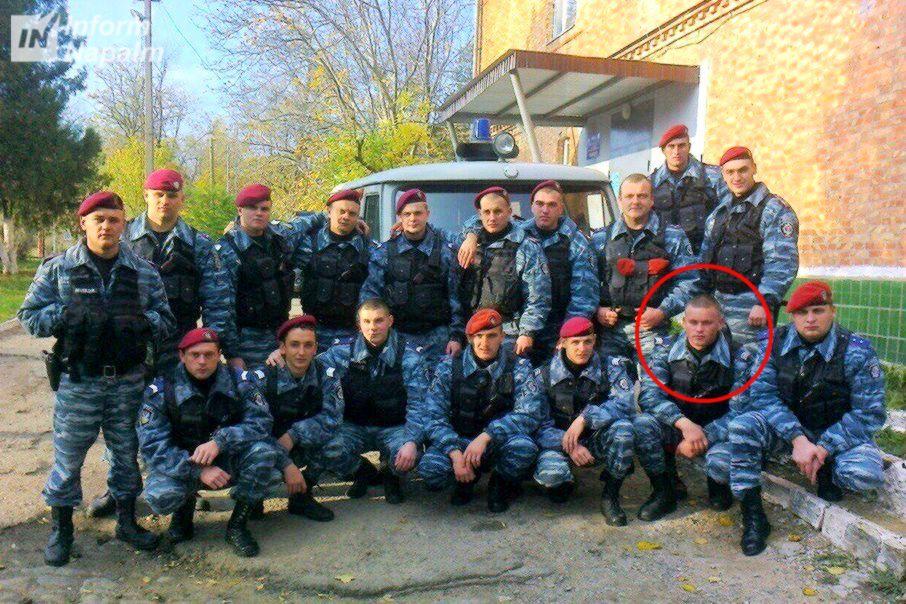Расследование волонтеров: Экс-бойцы «Беркута» расположились наслужбу вРеспублике Беларусь