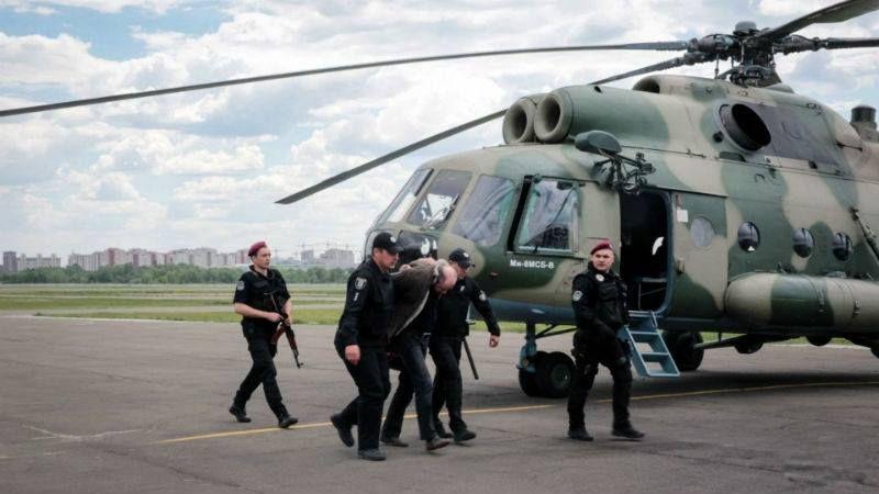 Суд арестовал экс-начальника налоговой Шевченковского района Киева Башука