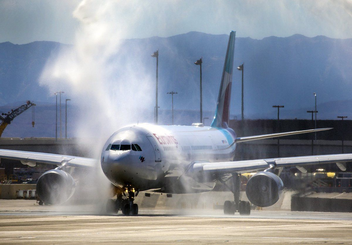 Germany's Eurowings to fly to Kyiv's Boryspil from 2018