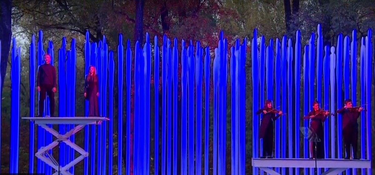 На фестивалі в Каннах українці отримали нагороду за музичну композицію, присвячену Бабиному Яру
