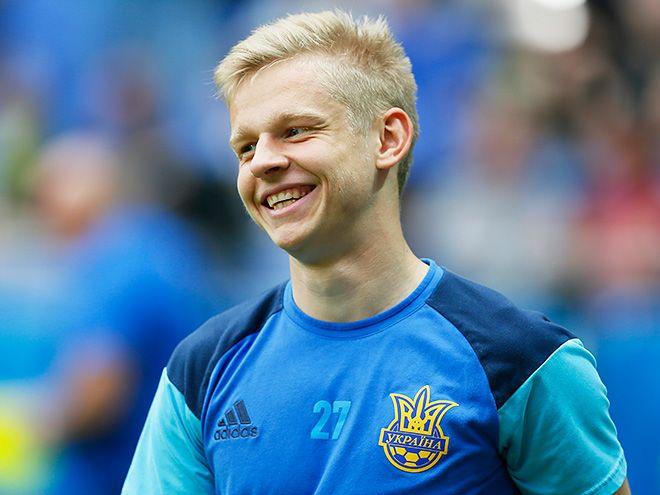 Александр Зинченко / dynamo.kiev.ua