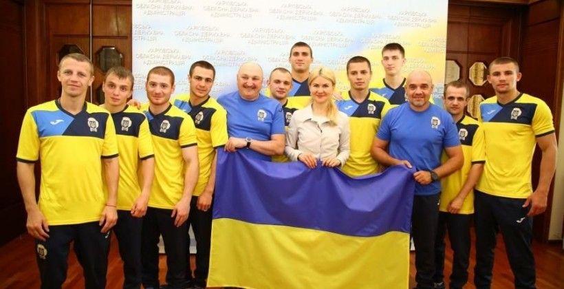 Украинцы вшаге оттриумфа наЧемпионате Европы