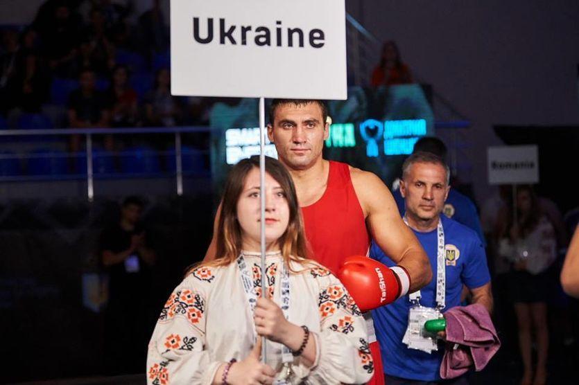Виктор Выхрист принес третье золото сборной Украины / boxnews.com.ua