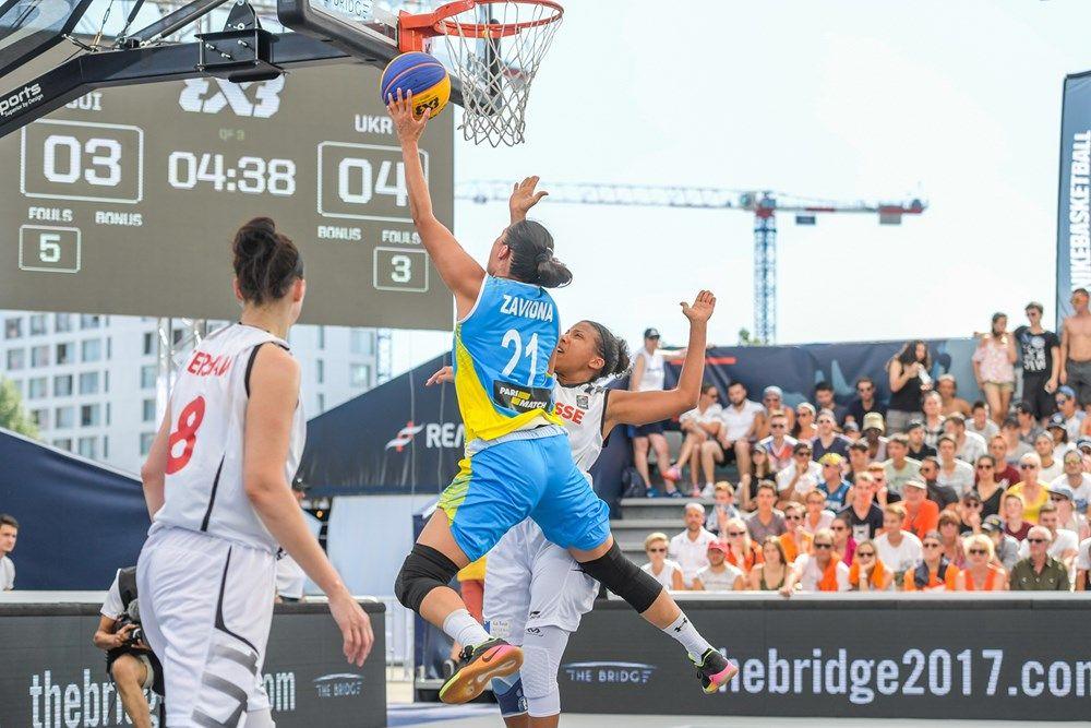 После бронзы на ЧМ украинки не вышли в финальную часть Евро / fiba.com