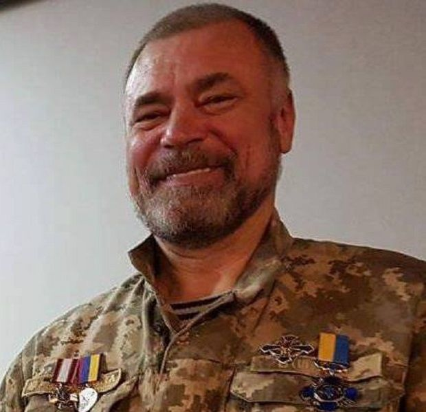 УКиєві попрощалися зубитим біля Золотих воріт ветераном АТО Сергієм Олійником