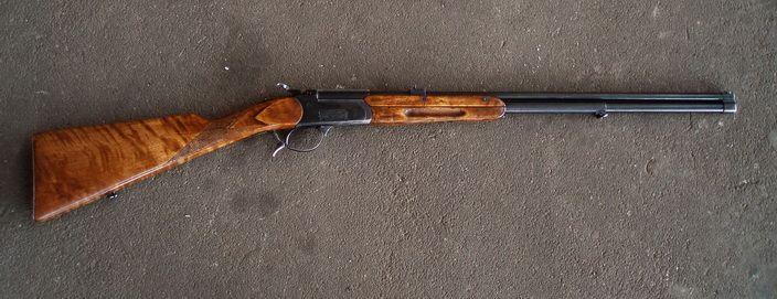 Мальчик решил похвастаться охотничьим ружьем своего деда/ фото uoor.com.ua
