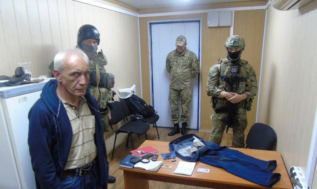 ВОдессе схвачен агент ФСБ, который передавал данные через Генконсула РФ— корреспондент