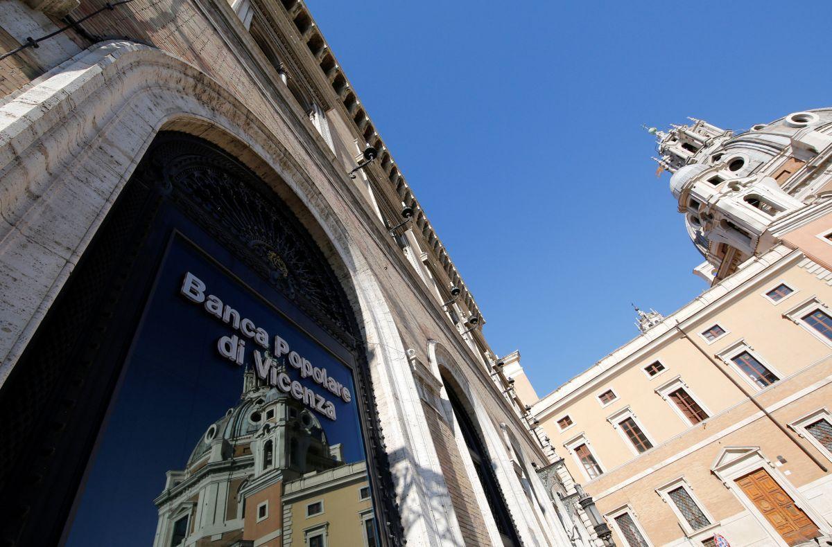 Италия выделит до €17 млрд. наспасение 2-х банков отбанкротства
