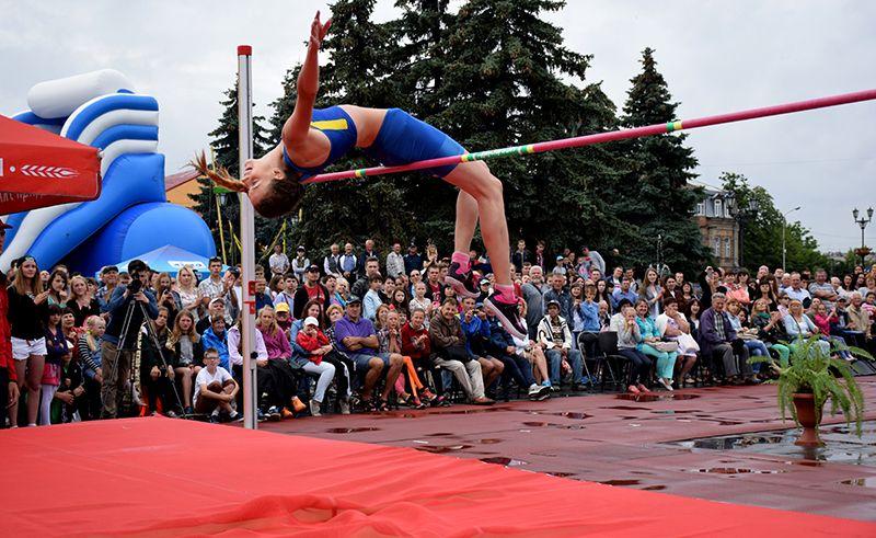 В соревнованиях приняли участие спортсмены из разных уголков Украины и гости из Израиля / фото ztums.gov.ua