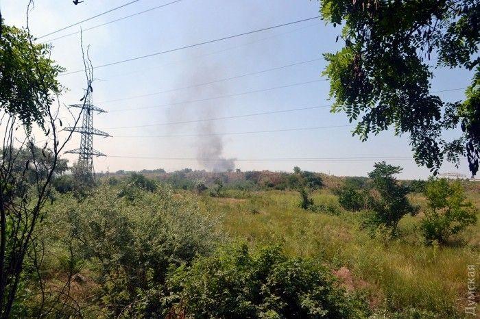 Причина возгорания устанавливается / фото Андрей Колисниченко,