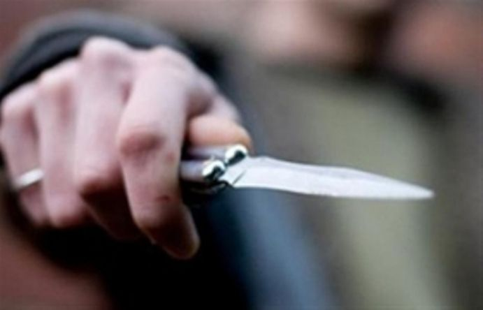 Военный ранен ножом в живот / nikvesti.com
