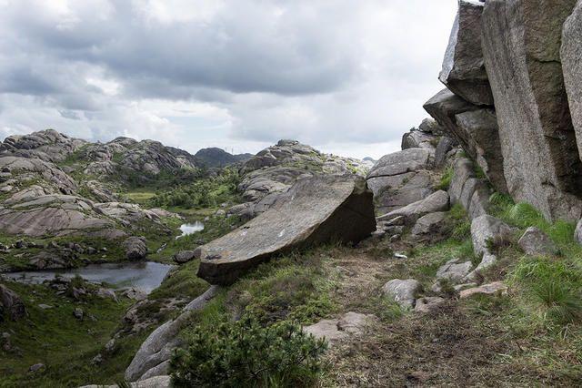 Норвежцы объявили сбор средств навосстановление «пениса тролля»
