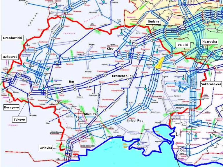 «Газпромовская республика»: Россия может захватить всю Луганскую область