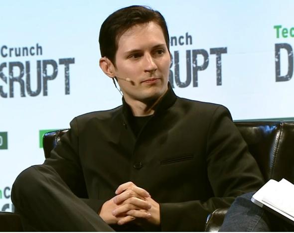 Дуров погодився зареєструвати Telegram в Росії, але відмовився надавати дані про листування користувачів