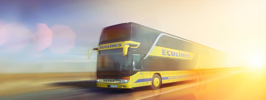 Компанія Ecolines пояснила, чому не повезла українців за безвізом