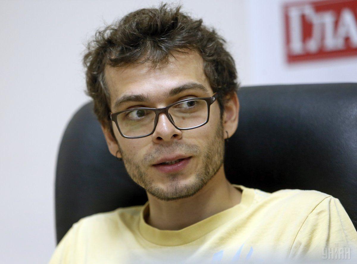 Єгор Стадний вважає, що не варто обирати професію поспіхом / фото УНІАН
