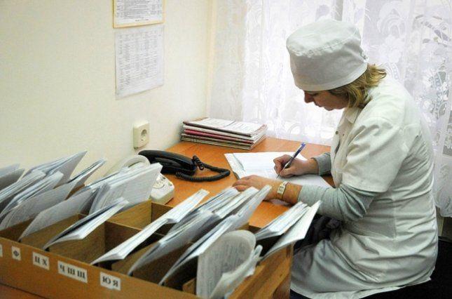 В Украине должен быть создан единый архив историй болезни / фото kievcity.gov.ua