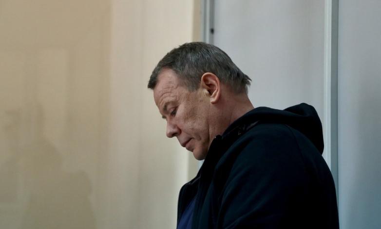 Экс-начальника налоговой Харьковщины Денисюка оставили под арестом