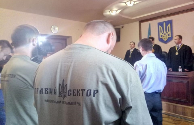 Бойцы ПС уже отбыли заключение, которое засчитывается как 3 года и 8 месяцев, по т.н. закону Савченко / Mukachevo.net