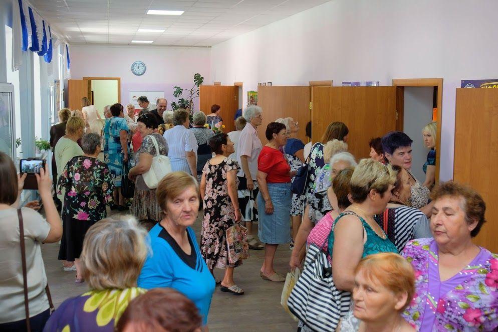 На Дніпропетровщині з'явився центр відпочинку для пенсіонерів та переселенців із зони АТО