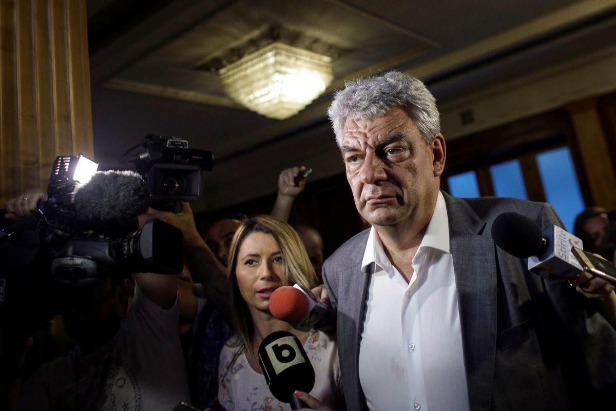 Президент Румынии назначил новым премьер-министром Михая Тудосе