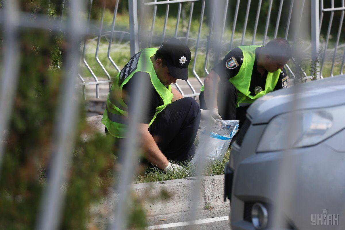 Наразі проводяться всі необхідні оперативно-слідчі дії / фото УНІАН