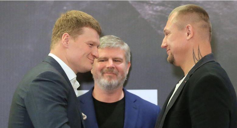 Руденко и Поветкин оспорят в Москве два титула чемпиона / rsport.ru