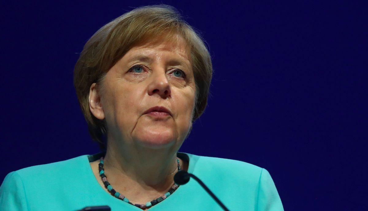 Анґела Меркель / REUTERS