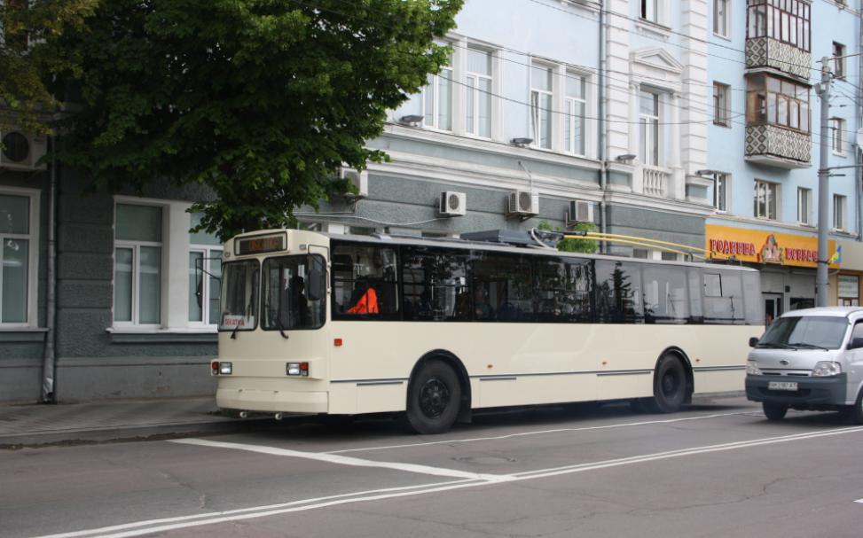 Житомиряни стали менше користуватися тролейбусами та маршрутками / фото УНІАН