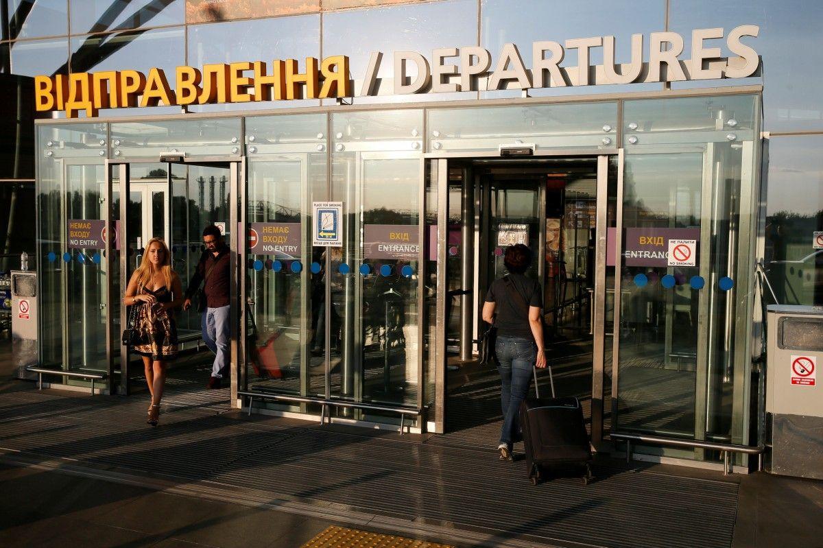 """""""Борисполь"""" назвал самые пунктуальные авиакомпании / Иллюстрация REUTERS"""