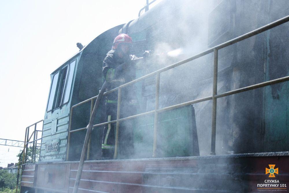 Загиблих та травмованих внаслідок пожежі  немає / фото ДСНС
