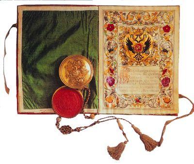 Декрет импер. Анны Иоанновны. 1730 г. (Свято-Пантелеимонов мон-рь)