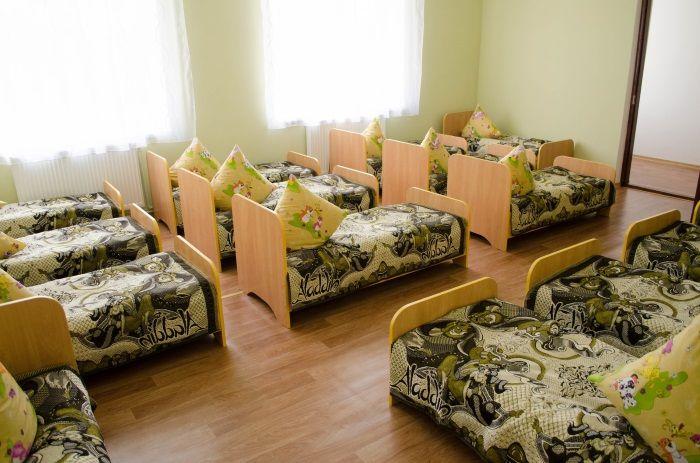 У садочку облаштовано ігрову кімнату, спальню, роздягальню, спортивно-музичну залу / фото УНИАН