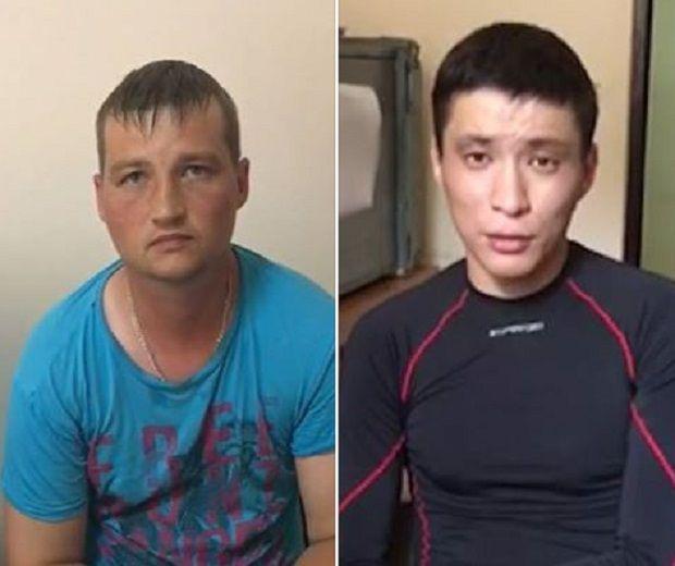 Фсбшников задержали 30 июня на берегу Перекопской залива / фото facebook.com/V.O.Nazarenko