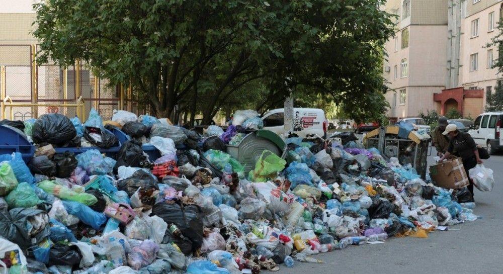 Картинки по запросу сміття дрогобич