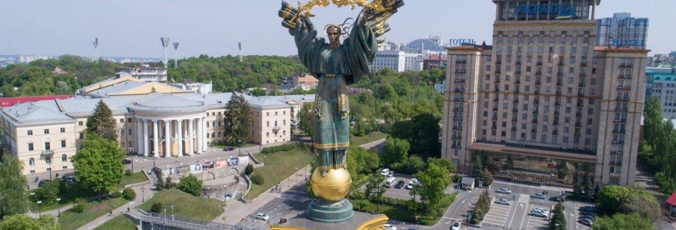 У Києві сьогодні встановлений температурний рекорд