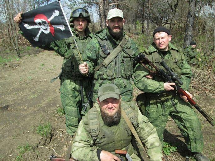 Противник сосредоточивает ведение разведки на изучении конкретных объектов / Цаплиенко