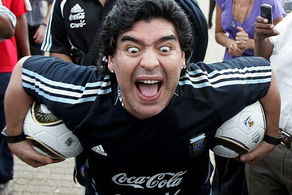 Диего Марадона / sportfm.ru
