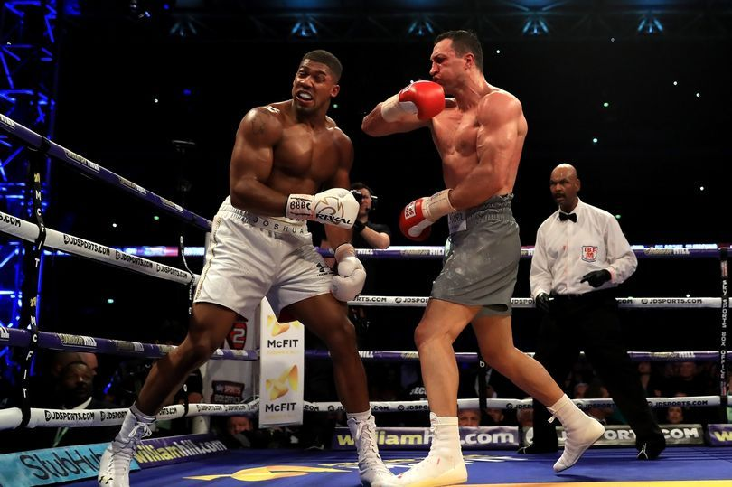 Wladimir Klitschko will only agree to Anthony Joshua rematch on one condition / Getty Images