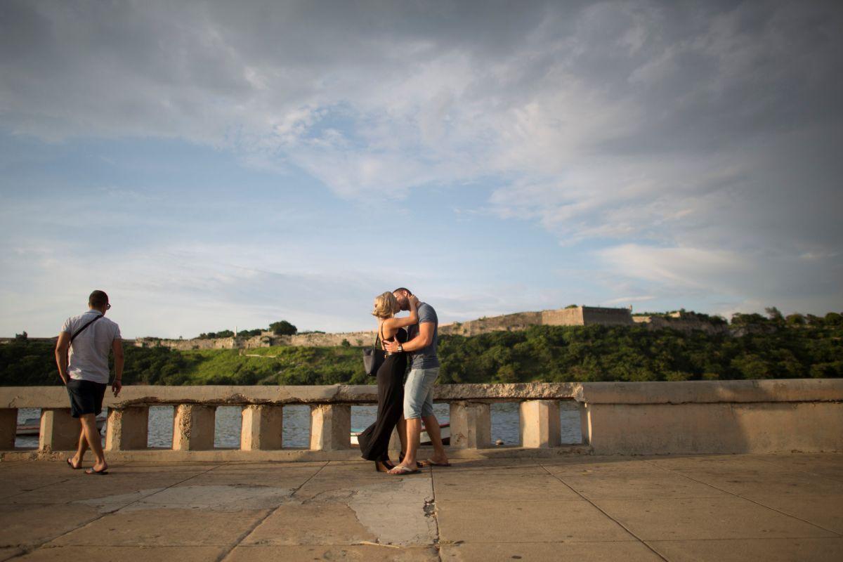 Советы о первом поцелуе / Фото REUTERS