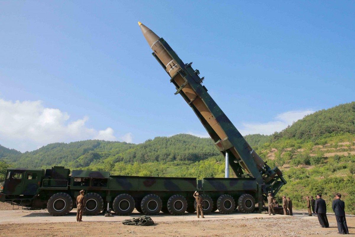 Ракетна програма КНДР / REUTERS