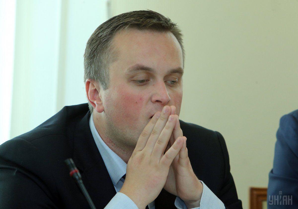 """Холодницький сказав, що не розповідав про підпал, """"бо вважав це недоречним"""" / фото УНІАН"""