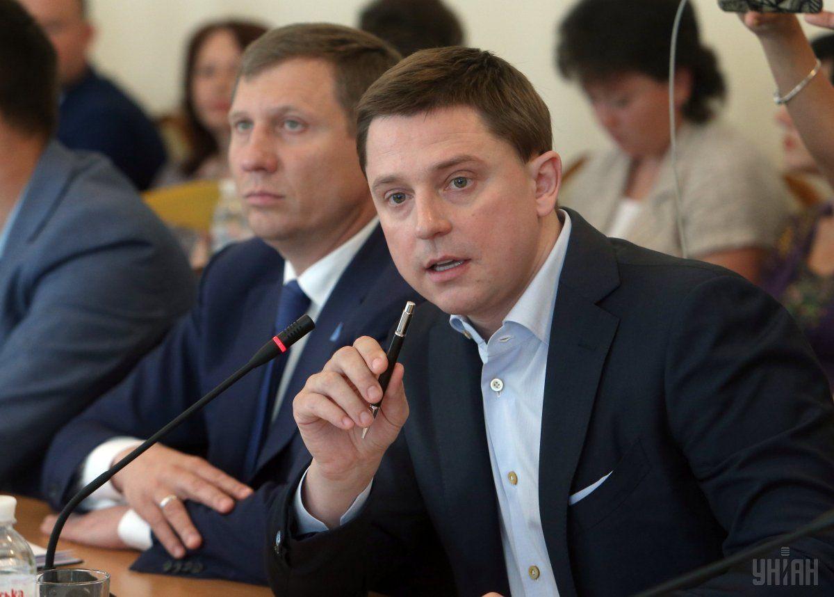 Генпрокурор подписал подозрение Довгому / фото УНИАН