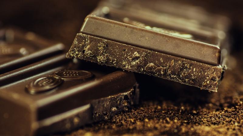 С Днем шоколада - ученые считают, что темный шоколад улучшает зрение/ pixabay.com