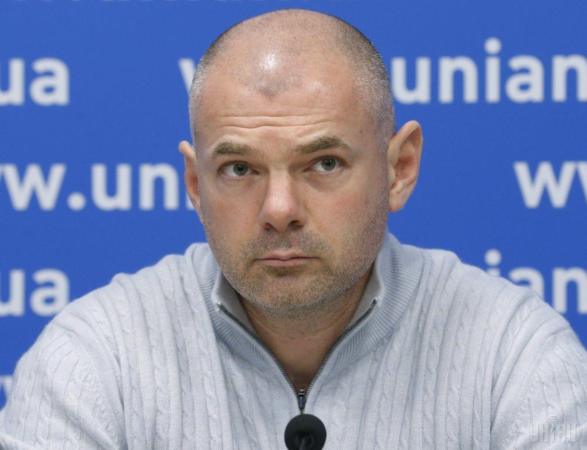 Игорь Палица возглавляет Волынский облсовет / фото УНИАН