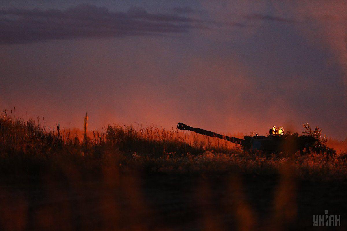 Біля кордонів України виявили величезний військовий табір РФ / фото УНІАН