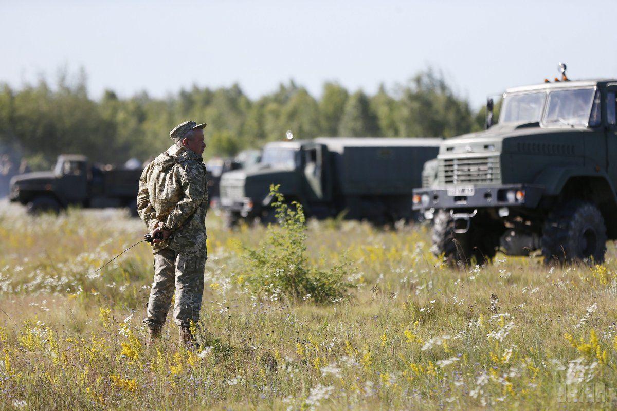 Ситуація на сході України залишається складною / УНІАН