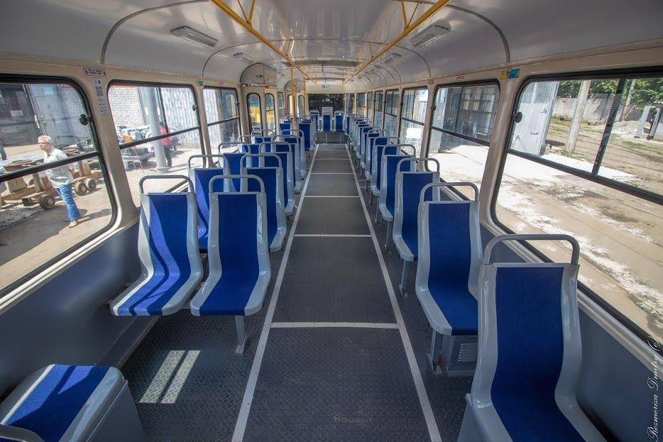 В Днепре капитально отремонтируют 40 трамваев и троллейбусов / УНИАН